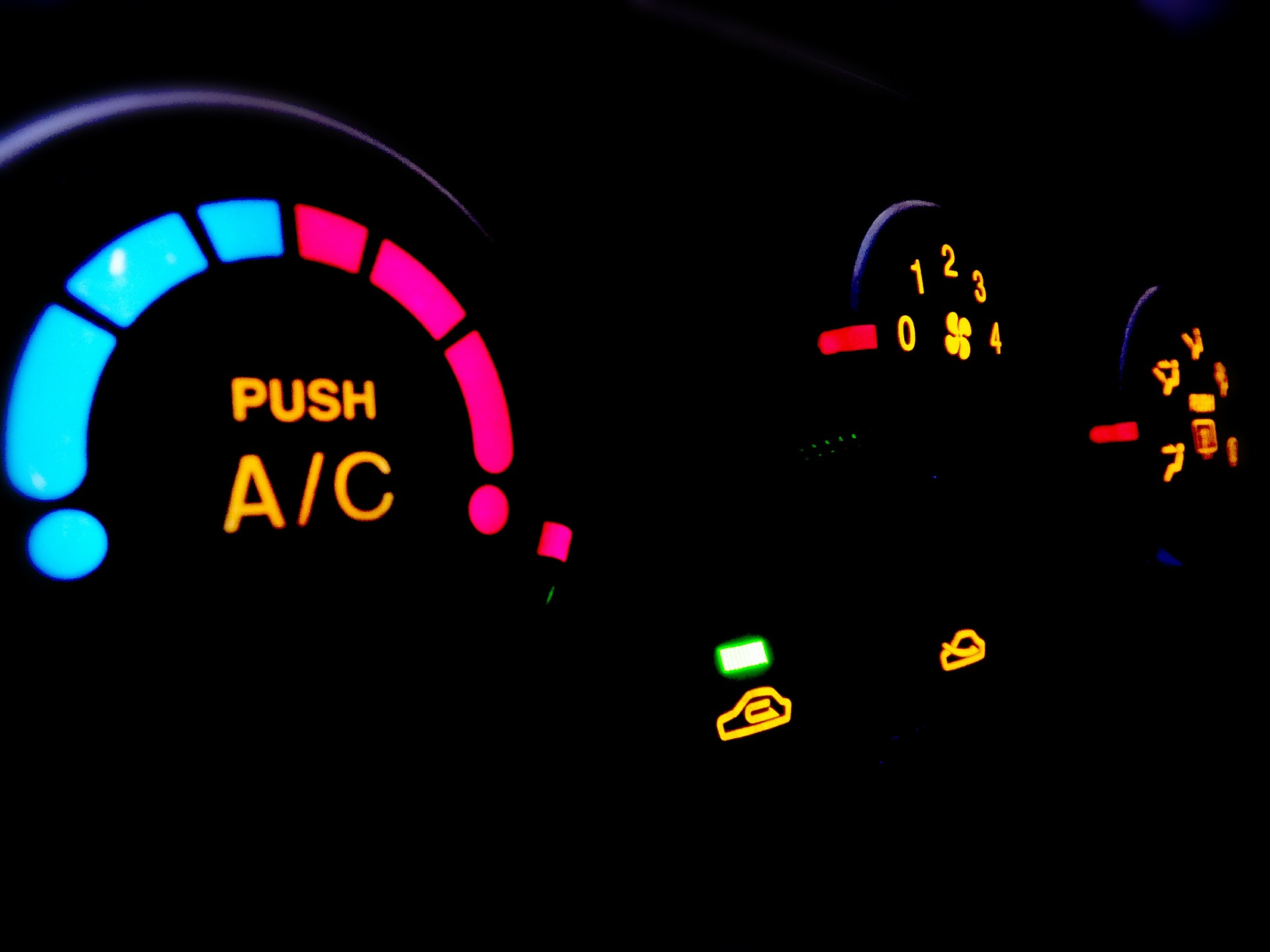 Here Are 6 Common Air Conditioning Problems in Vehicles